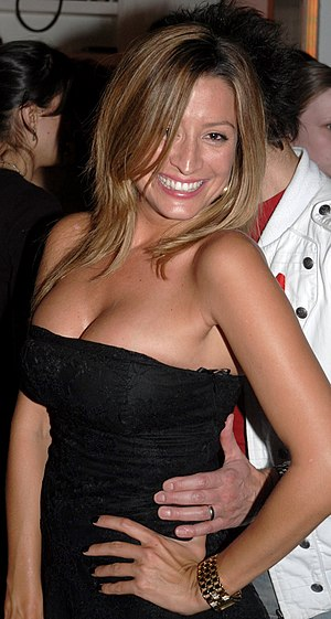 Rebecca Loos - Rebecca Loos at party hosted by Emma Basden, 2006