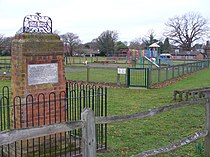 Recreation Ground, Send - geograph.org.uk - 702563.jpg