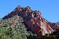 Red Sandstone Cliffs in Kanarra Canyon DyeClan.com - panoramio.jpg