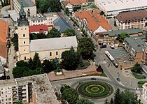 Református templom légifotó, Hajdúnánás4.jpg