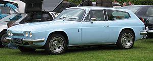 Shooting-brake - Reliant Scimitar GTE (1968–1975)