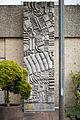 Relief Monument fuer Reisende Werner Schreib Friedrichswall Hanover Germany 01.jpg