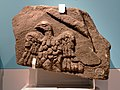 Relief with a carved eagle (aquila), symbol of the Roman Empire, Yorkshire Museum, York (Eboracum) (7685045956).jpg
