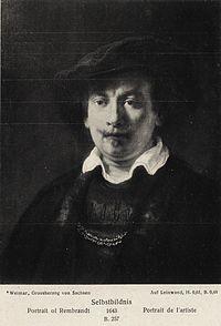 Rembrandt - Self-portrait stolen in 1922.jpg