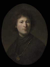 Rembrandt van Rijn - A Young Man with a Chain - 1942.644 - Cleveland Museum of Art.tif