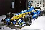 Renault R25 front-left 2017 Museo Fernando Alonso.jpg