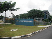 Republic of Singapore Air Force museum