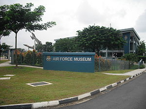 Paya Lebar Air Base - The RSAF Museum