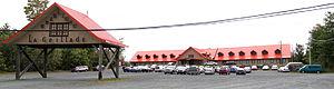 Saint-Alphonse-de-Granby, Quebec - Image: Restaurant La Grillade, Saint Alphonse de Granby