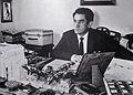 Retrato de jaime San Román en su despacho.JPG