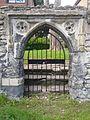 Rewley Abbey remaining gate.jpg