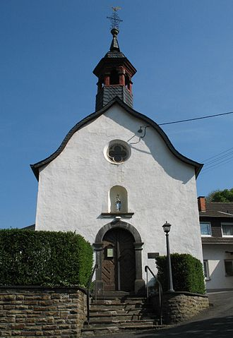 Bad Breisig - Saint Charles Borromeo chapel