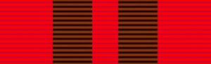 Decoration for Merit in Gold - Conspicuous Leadership Star (CLS)