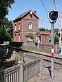 Ribemont (Aisne) ancienne gare de Lucy.JPG