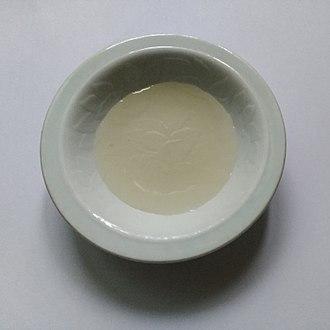 Rice vinegar - Korean rice vinegar