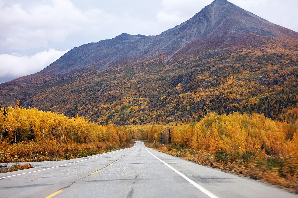 Richardson Highway – Wikipedia
