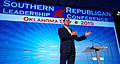 Rick Santorum at Southern Republican Leadership Conference, Oklahoma City, OK May 2015 by Michael Vadon 12.jpg