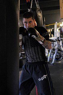Ricky Burns Scottish boxer