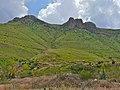 Ridge ( Azerbaidjan border area) - panoramio.jpg