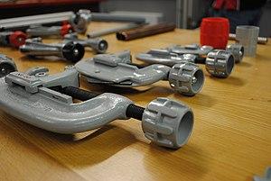 Ridgid - Image: Ridgid tubing cutters