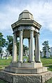 Riley monument - Mt Olivet - Washington DC - 2014.jpg