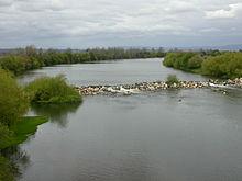 Vista sobre o rio Mondego, Tábua - a photo on Flickriver