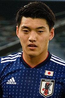 Ritsu Dōan Japanese professional footballer