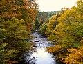 River Findhorn, Scotland in the Autumn (28446251058).jpg