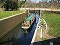 River Wey Navigation, Bowers Lock - geograph.org.uk - 696646.jpg