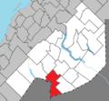 Rivière-Bleue Quebec location diagram.png