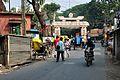 Road - Ramakrishna Mission Ashrama Area - Narendrapur - Kolkata 2012-01-21 8440.JPG