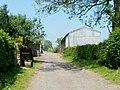 Road leading to Kipperoch Farm - geograph.org.uk - 1031967.jpg
