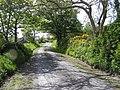 Road near Farragan Hill - geograph.org.uk - 1330775.jpg