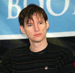 Rob Sheffield - Rob Sheffield at the 2007 Brooklyn Book Festival