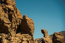 Rock formations of the Teide National Park (World Heritage Site). Tenerife, Canary Islands, Spain, Southwestern Europe-2.jpg