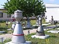 Rocket engines at the Strategic Missile Forces Museum.JPG