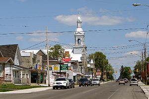 Rockland, Ontario - Laurier Street