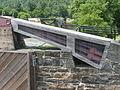 Roeblings Bridge P6270143 anchorage.JPG