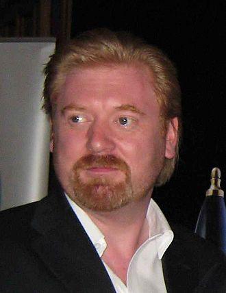 R. J. Ellory - Ellory in 2010
