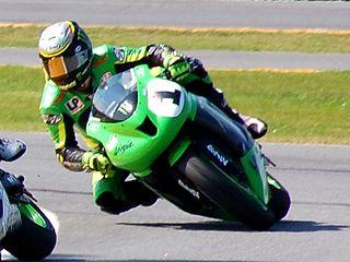 Roger Lee Hayden American motorcycle racer