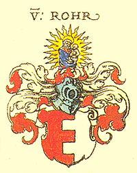 Wappen nach siebmachers wappenbuch von 1605
