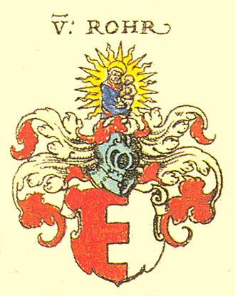 Von Rohr - Image: Rohr Siebmacher 096 Bayern