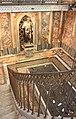 Rom, San Giovanni in Laterano, Treppe unter dem Hauptaltar.JPG