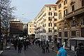 Rom, der Platz Piazzale Flaminio.JPG