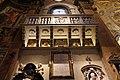 Roma, santa maria dell'anima, interno, cantoria alla testata della navata sx.jpg