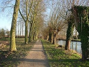 Romilly-sur-Seine - Image: Romilly sur Seine La Béchère samedi 3 février 2007 03