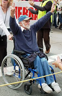 Ron Kovic American activist and writer