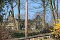 Roofline of former school, Morley Hall Lane - geograph.org.uk - 385020.jpg