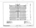 Rookery Building, 209 South LaSalle Street, Chicago, Cook County, IL HABS ILL,16-CHIG,31- (sheet 4 of 8).png