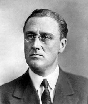 Louis Howe - Franklin D. Roosevelt, c. 1920